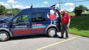 Local plumbing company
